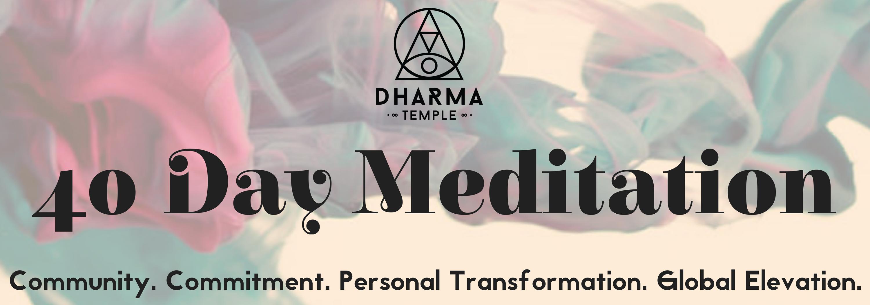 40 Day Meditation